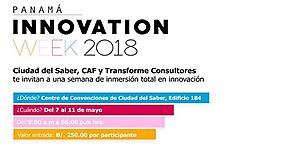 Panamá Innovation Week 2018